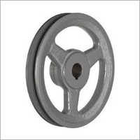 Ductile Rope Pulley