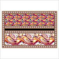 African Khanga Wax Fabric
