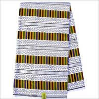 African Kente Designer Print Fabric