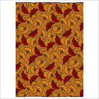 African Real Wax Cotton Fabric