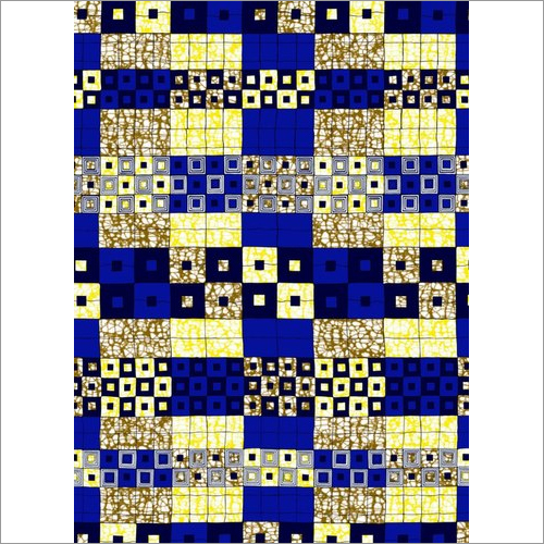 African Pure Cotton Kitenges Fabric
