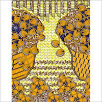 African Angel Wax Cotton Fabric