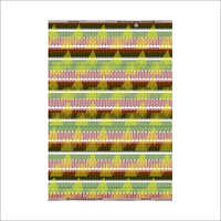 African Cotton Wax Printed Fabric
