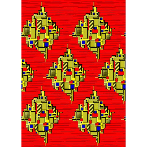 African Cotton Textile Fabric