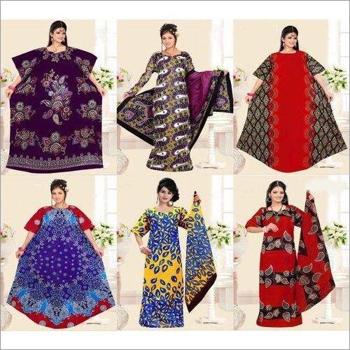 Ladies African Printed Kaftan