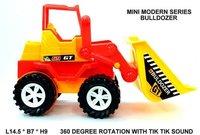 Bulldozer toy