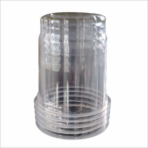 350ml Disposable Glass