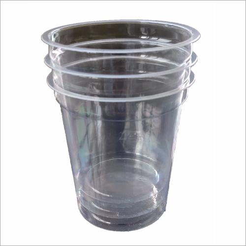 Disposable Plain Glass