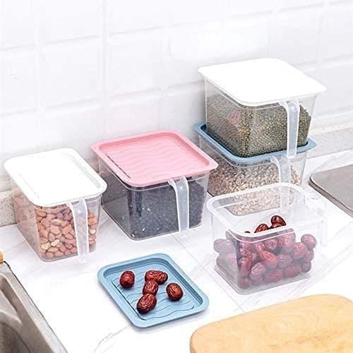Set Of 6 Refrigerator Handle Basket