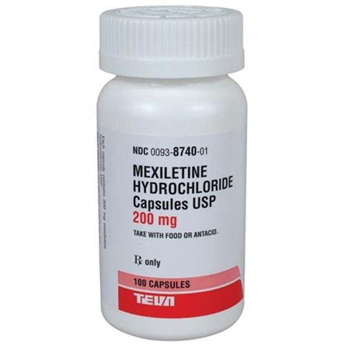 Mexiletine capsules