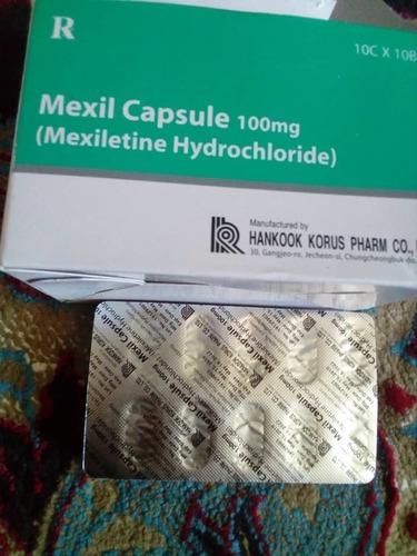 Mexiletine Hydrochloride Capsules