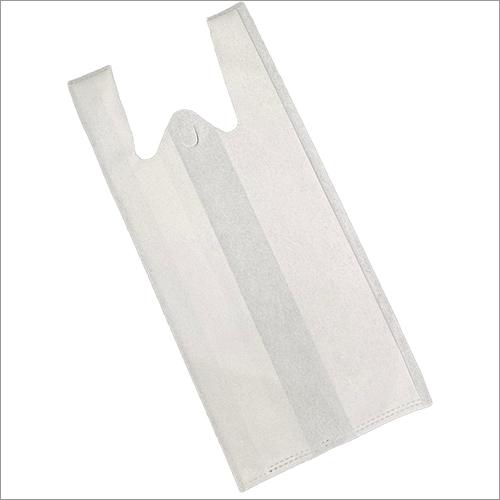 25 GSM White Non Woven Bag