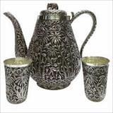 Silver Antique Water Set