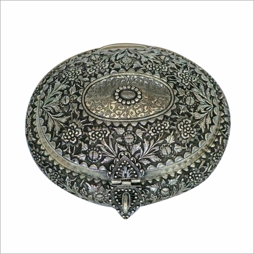 Silver Article Handicraft Jewellery Box