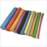 Colored Sponge Rubber Profiles