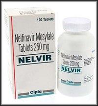 Nelfinavir Mesilate Tablets
