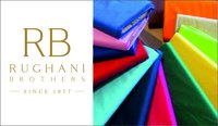 Plain Dyed African Perkal Fabric