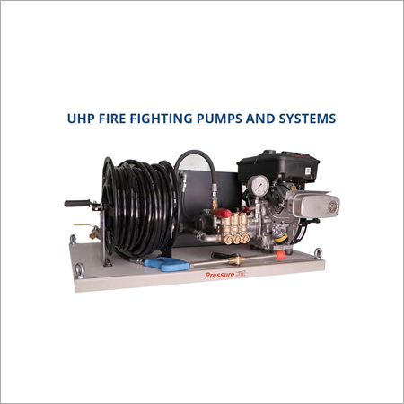 UHP Fire Fighting System