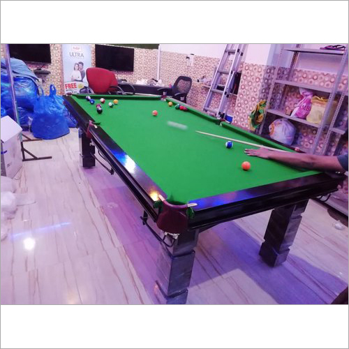French Style Pool Table