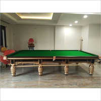 Snooker Table Manufacturers