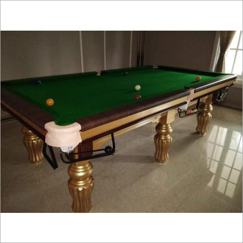 Golden Royal Snooker Table