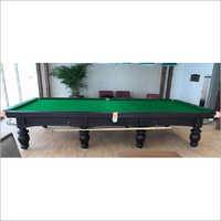Black Royal Snooker Table