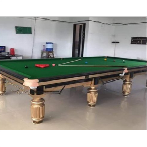 Antique Golden Royal Snooker Tables
