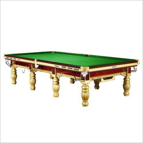 Modern Snooker Table
