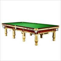 Imported Steel Cushion Billiard Table