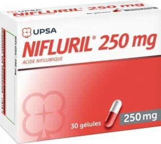 Niflumic Acid Capsule
