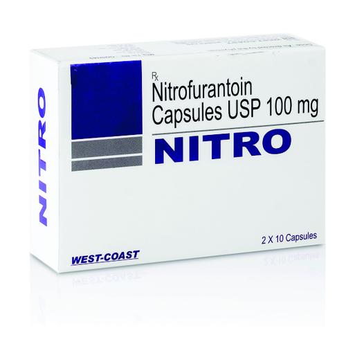 Nitrofurantoin Capsules