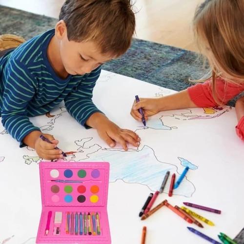 Art Colouer Kit Colours Box (24 Pieces)