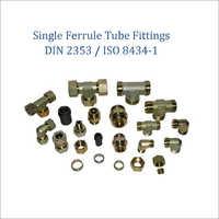 Single Ferrule Fittings