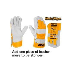 Industrial Leather Gloves