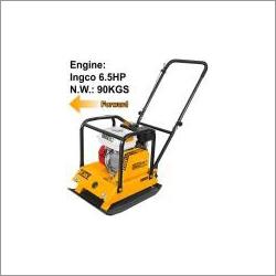 Gasoline Plate Compactor Machine