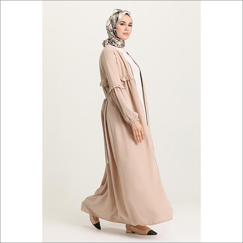 Cotton Abaya Dress