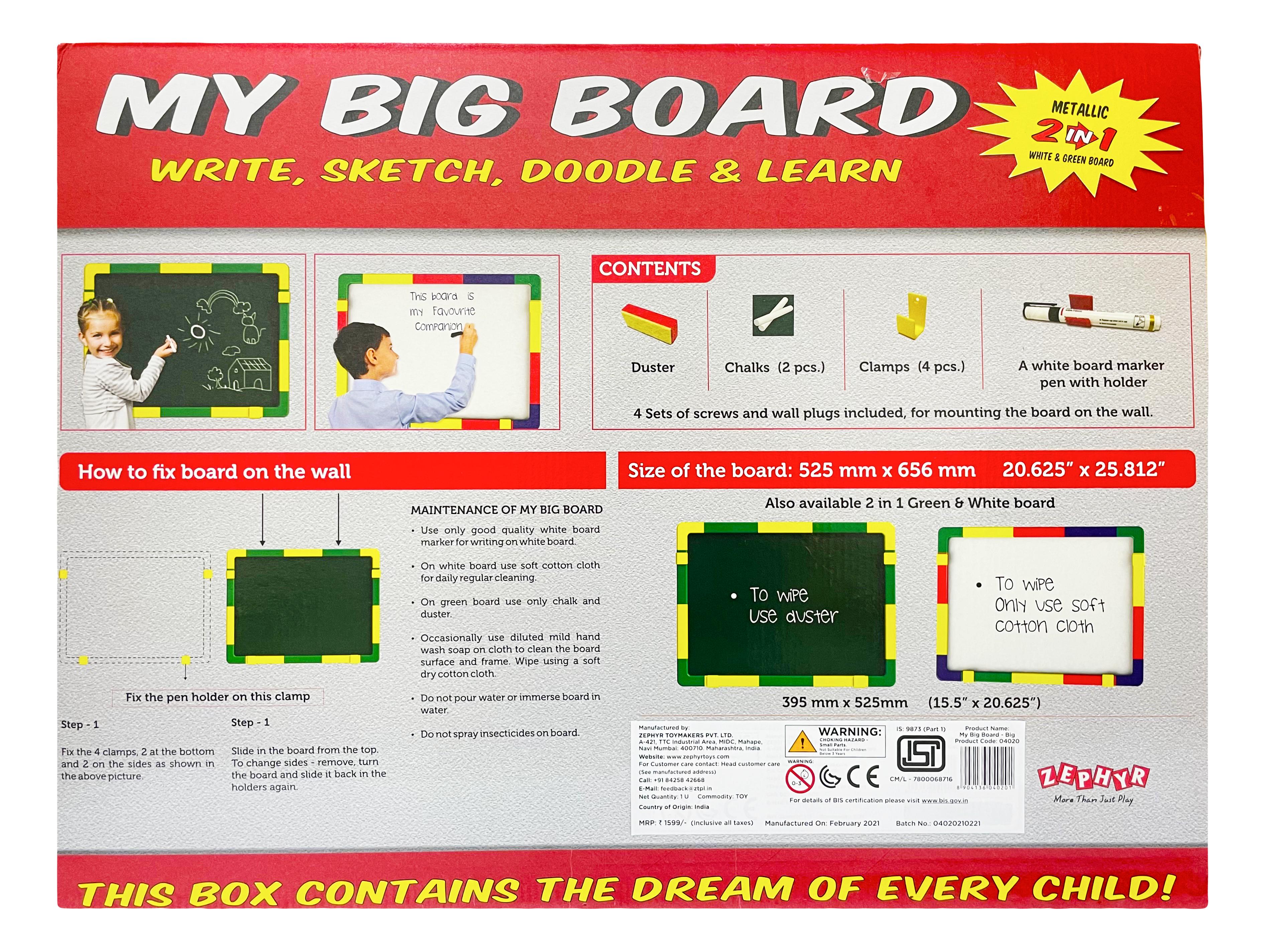 My Big Board
