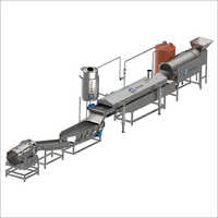 Fully Automatic Pallet Frying Plant