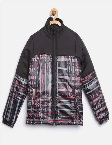 Full Sleeve Quilted Mix N Match Jacket