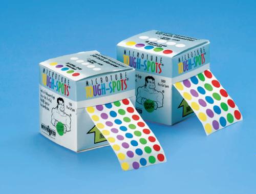 Tarsons 500081 Tough Spots Assorted Colours