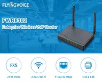 Flying Voice FWR 8101 Wireless VOIP Router for BSNL Bharat Airfibre