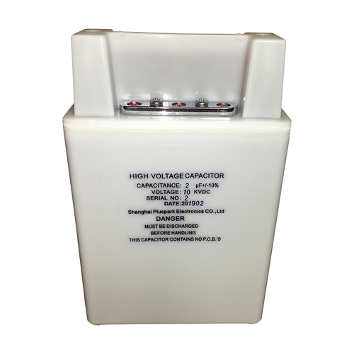 High Voltage Capacitor 2uF 10kV