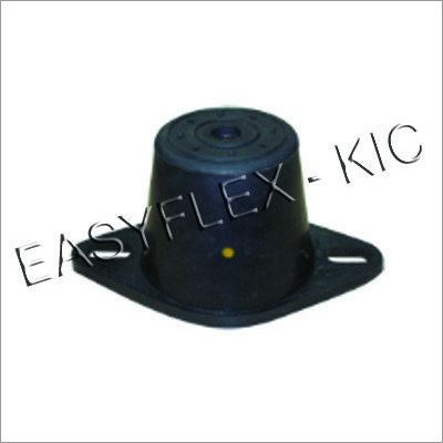 Turret Rubber Mountings
