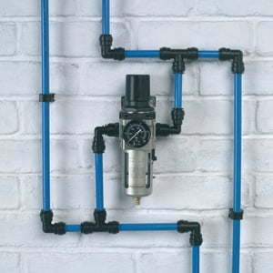 MODULAR COMPRESSED AIR / MEDICAL OXYGEN PIPING