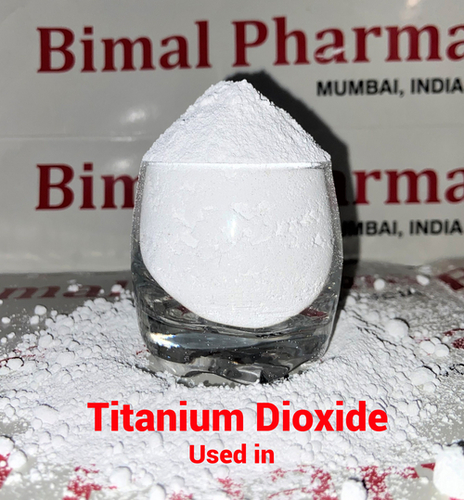 Titanium Dioxide IP/BP/EP/USP/JP