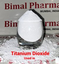 Titanium Dioxide for Re-packing in 500 Gms / 1 Kg / 5 Kgs. Packs as LR / AR / ACS Grades for Laboratory Testing and R & D Purpose
