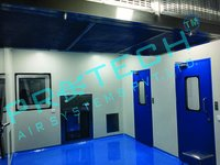 Modular Cleanroom Partitions
