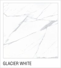 Glacier White