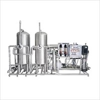 RO Plant in Stainless Steel