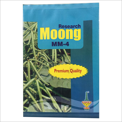 Premium MM4 Research Moong Seeds